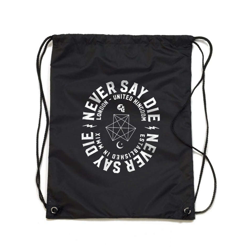NSDR - Established - Cinch Bag
