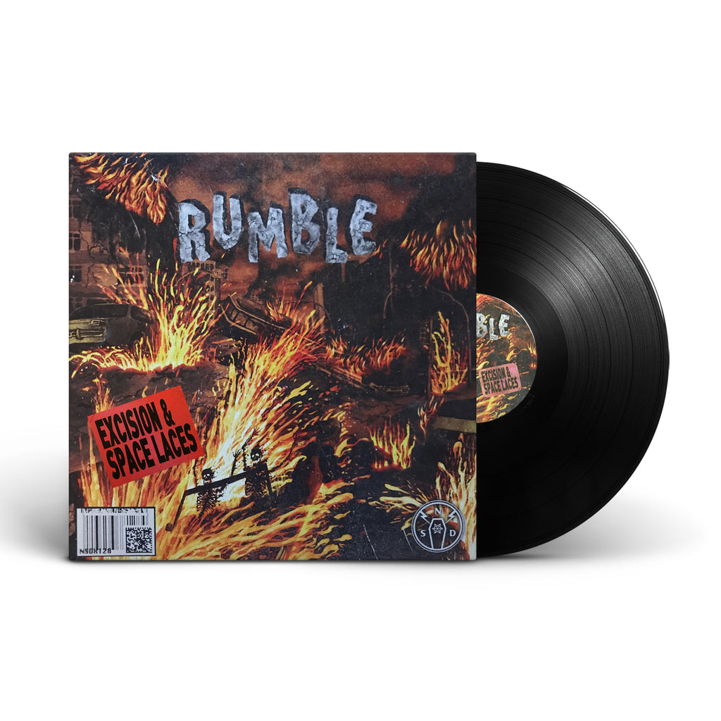 NSDR - Excision x Space Laces - Rumble - Vinyl