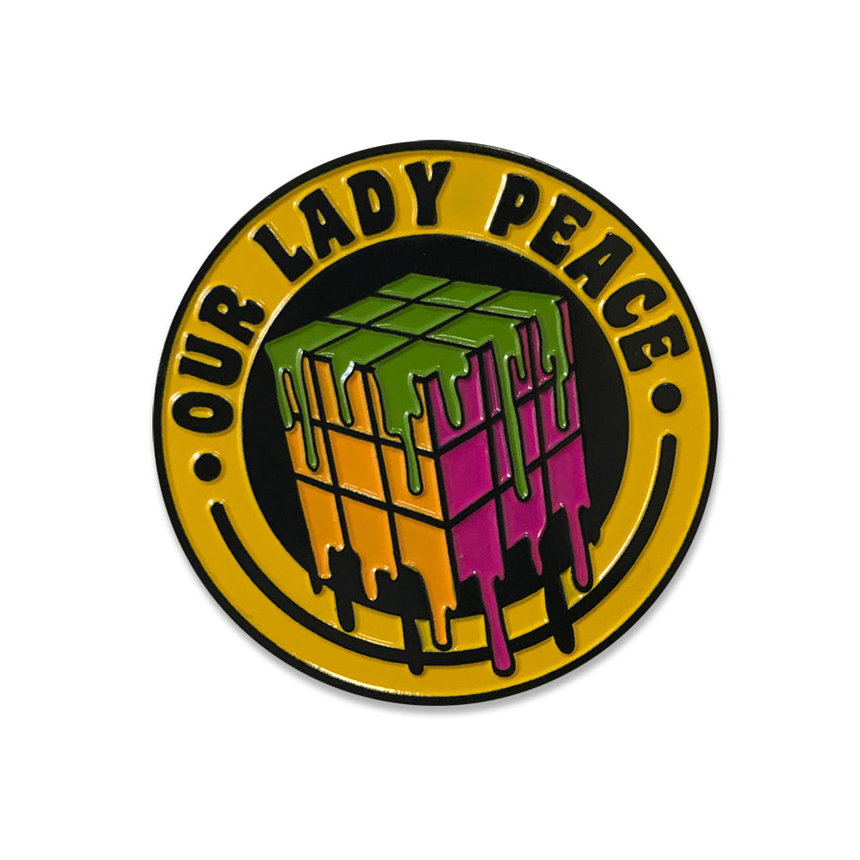 Our Lady Peace - Rubix - Limited Edition Lapel Pin