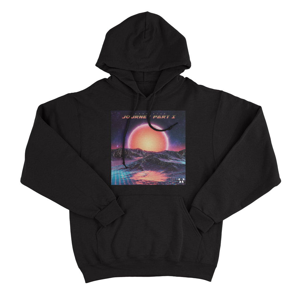 Panda Eyes - Journey Part I - Pullover Hoodie
