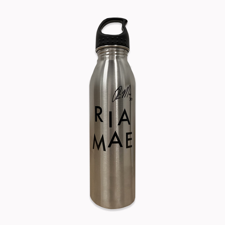 Ria Mae - SIGNED - Water Bottle