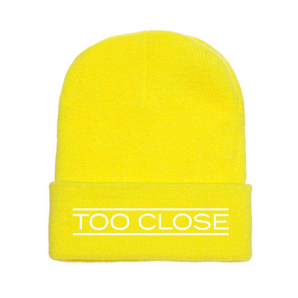 Ria Mae - Too Close -  Yellow Beanie