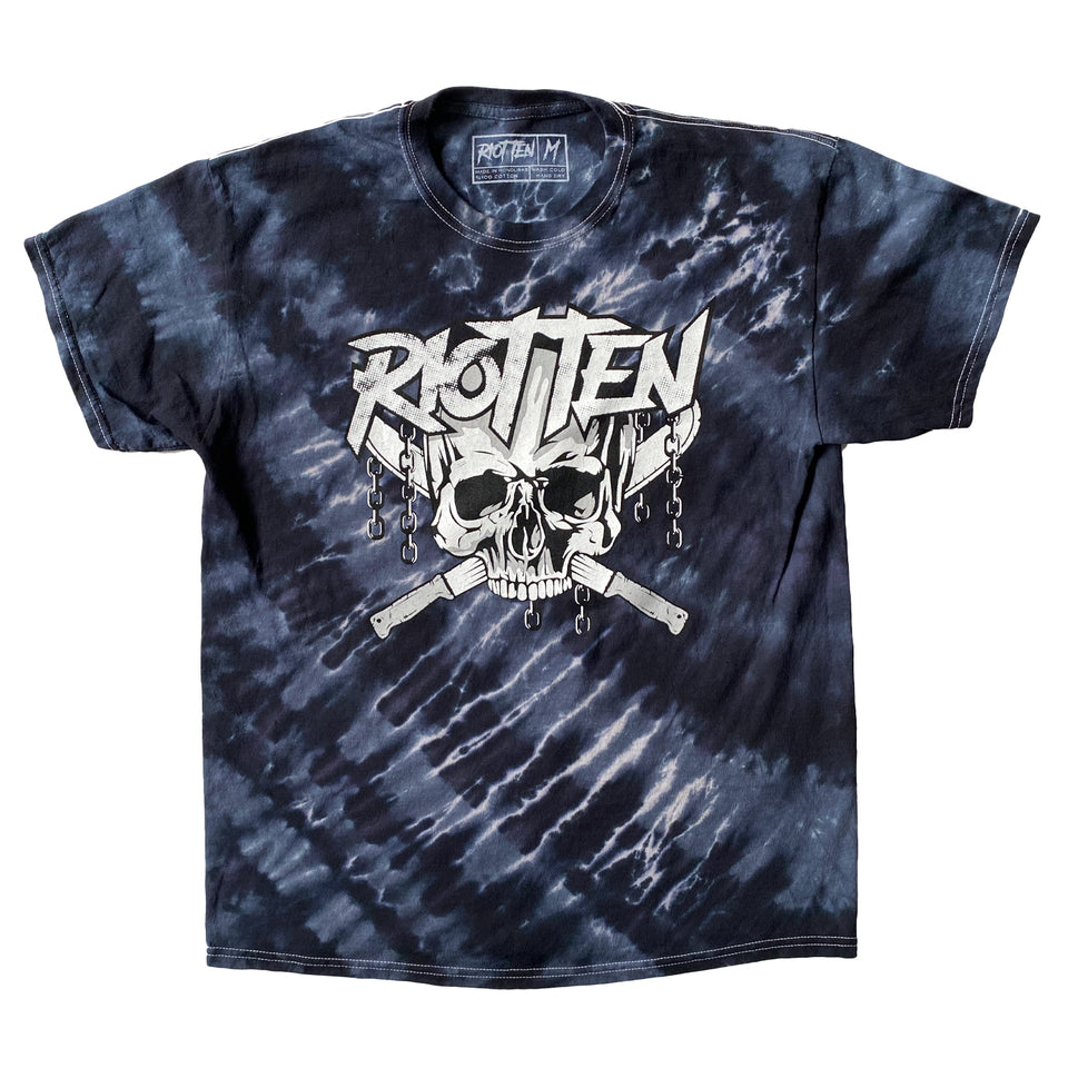 Riot Ten - Hail To The Rail - Limited Edition TIE DYE Tee