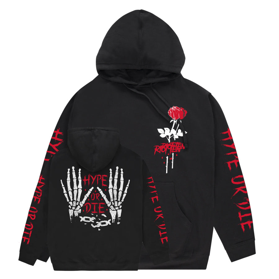Riot Ten - Unchained - Pullover Hoodie