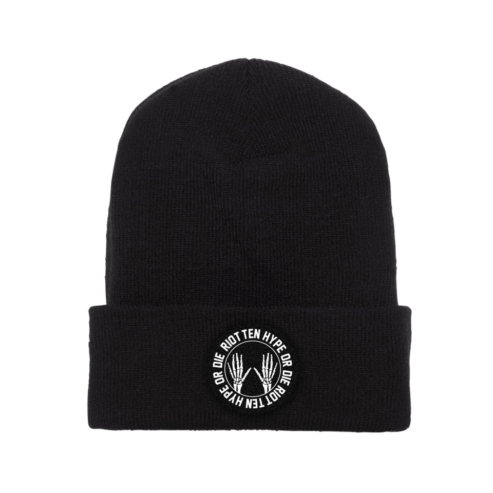 Riot Ten - Hype Or Die - Beanie