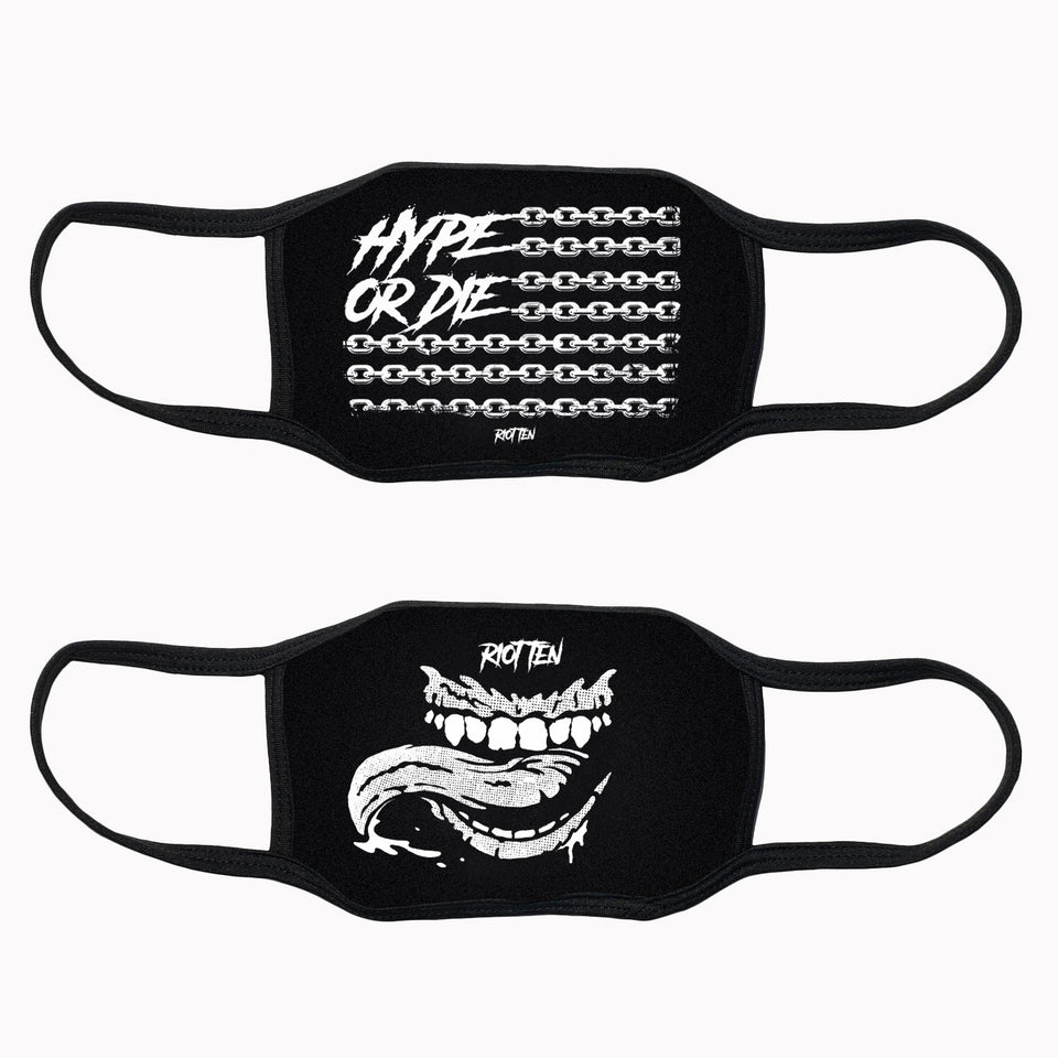 Riot Ten - Face Masks