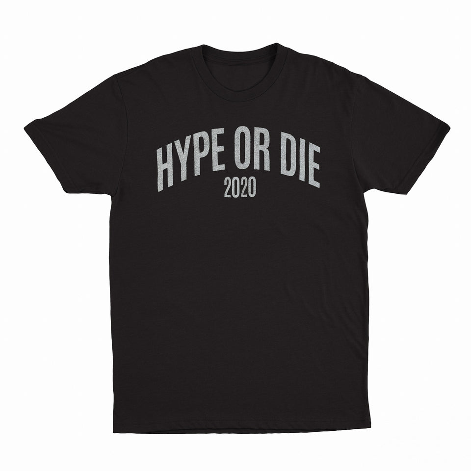Riot Ten - Hype SZN - Black Tee