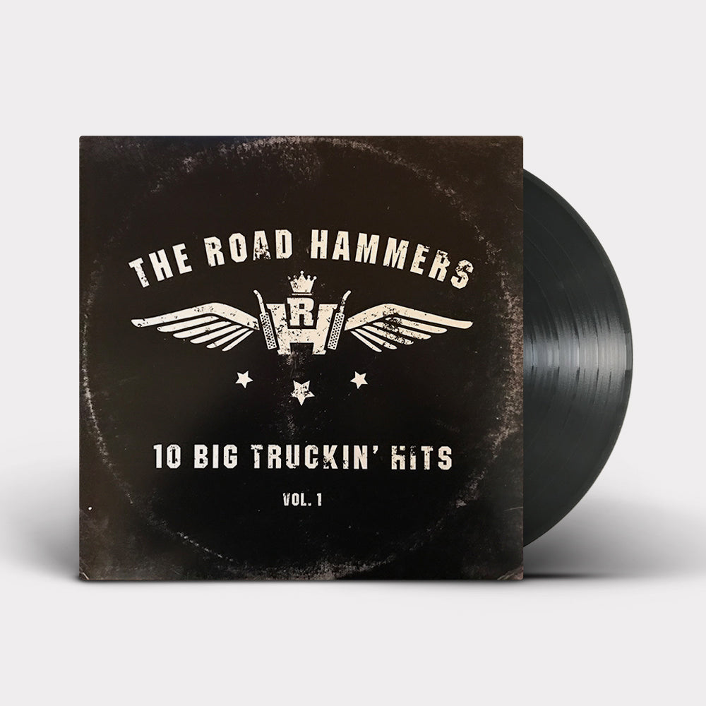 THE ROAD HAMMERS - Big Truckin' Hits Vol. 1 Vinyl