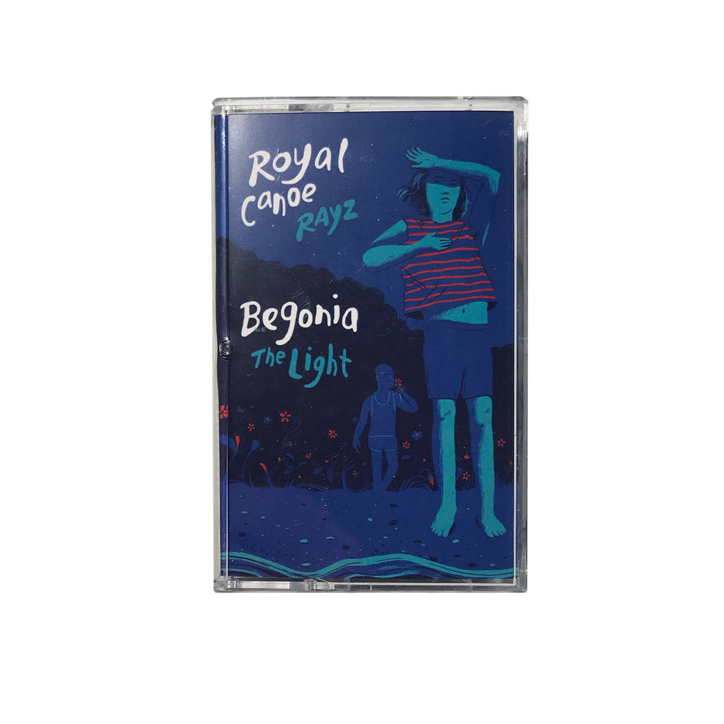 Royal Canoe - Begonia and Royal Canoe Cassette Tape