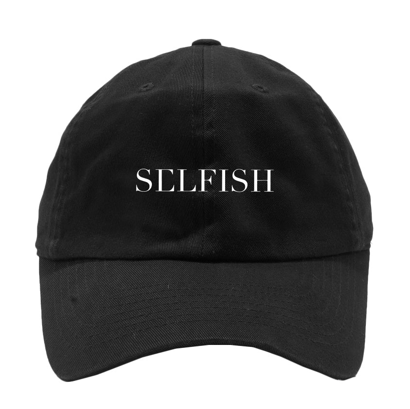 Selfish Things - Selfish - Dad Hat
