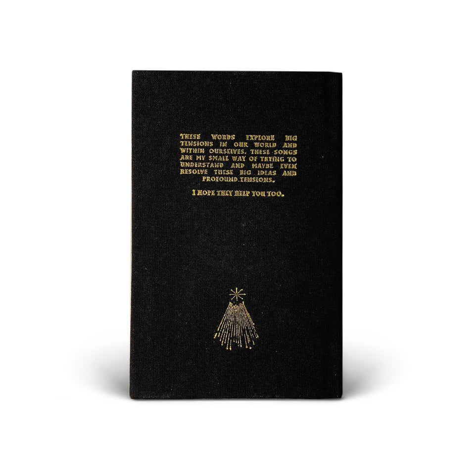 Shad - Limited Edition A Short Story About A War Lyrics Book
