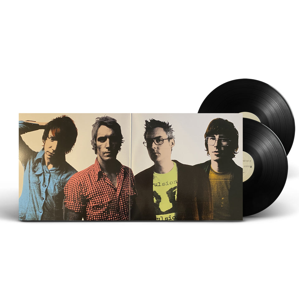 LIMITED EDITION - Sloan - Never Hear The End Of It - Double LP