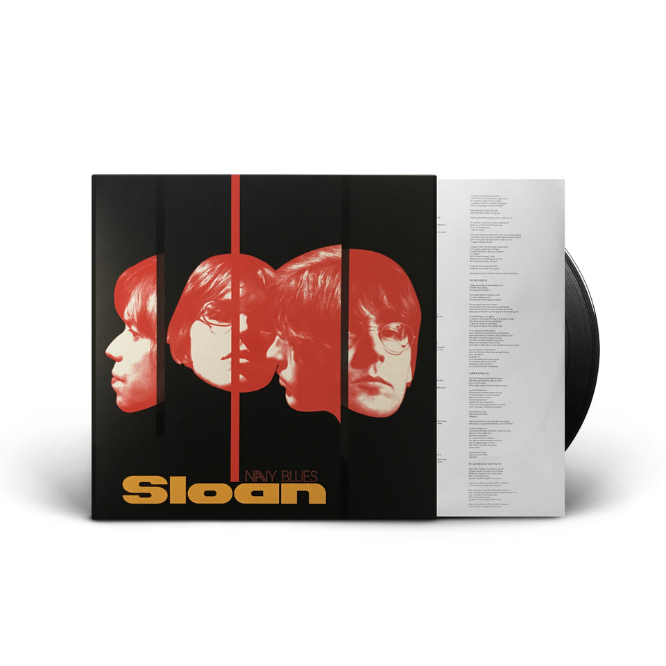 Sloan - Navy Blues - Vinyl LP
