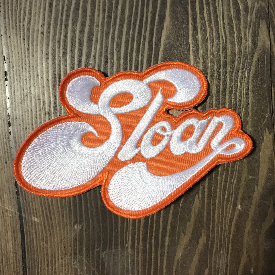 SLOAN -12- Patch