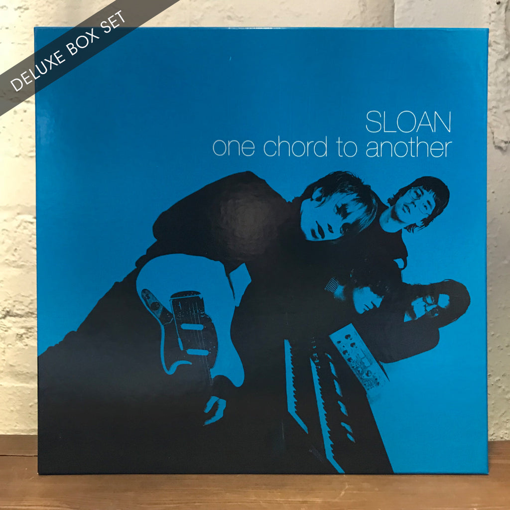 Sloan -One Chord To Another- Deluxe Edition