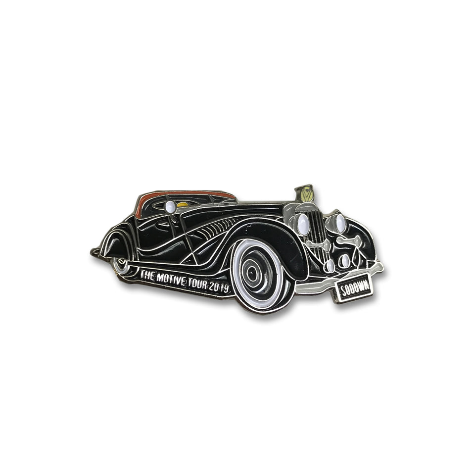 SoDown - Car - Lapel Pin