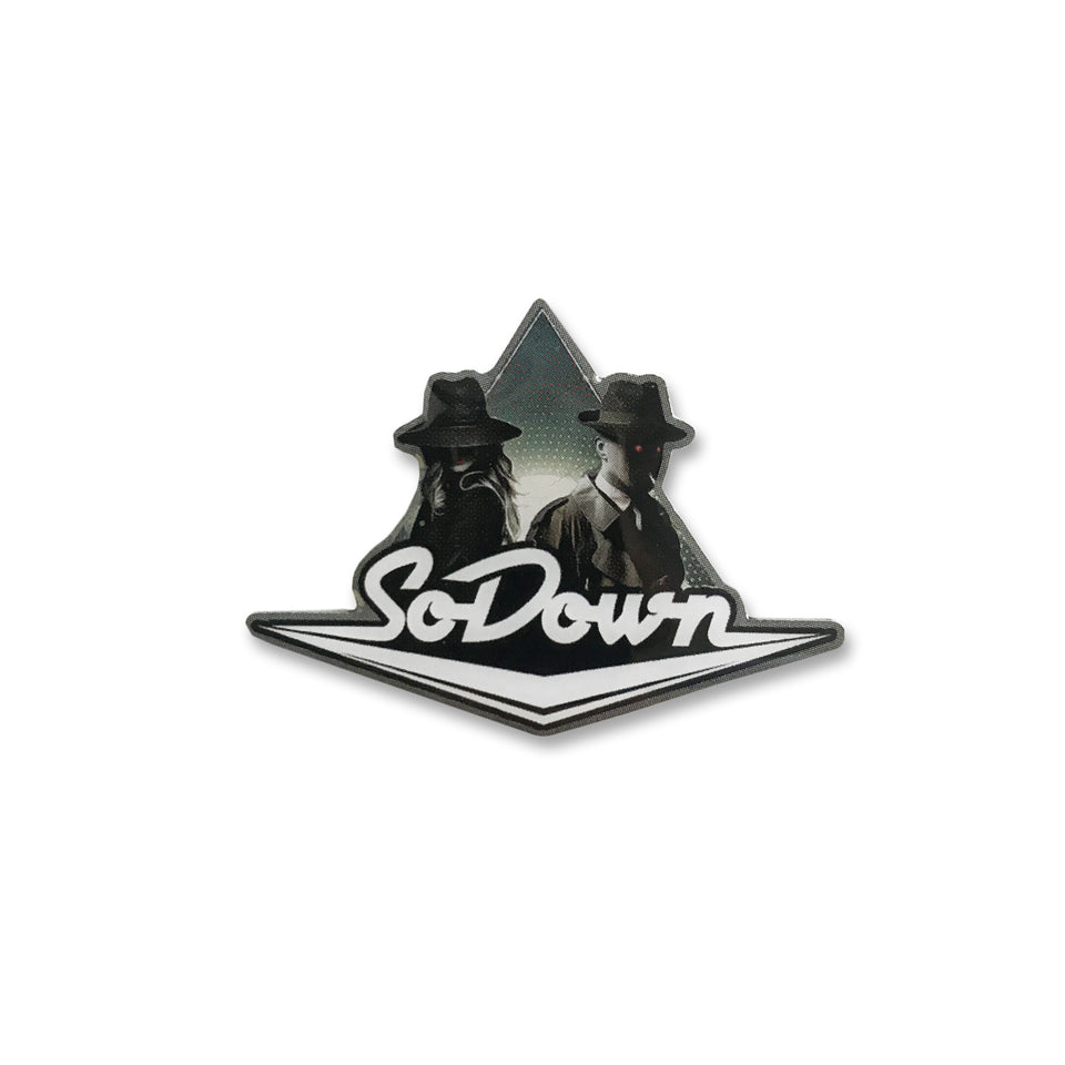 SoDown - The Motive - Lapel Pin