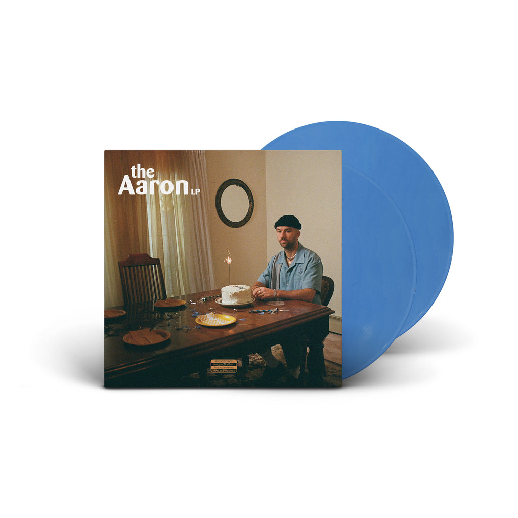SonReal - Aaron LP - Double LP - Limited Edition Blue Pressing