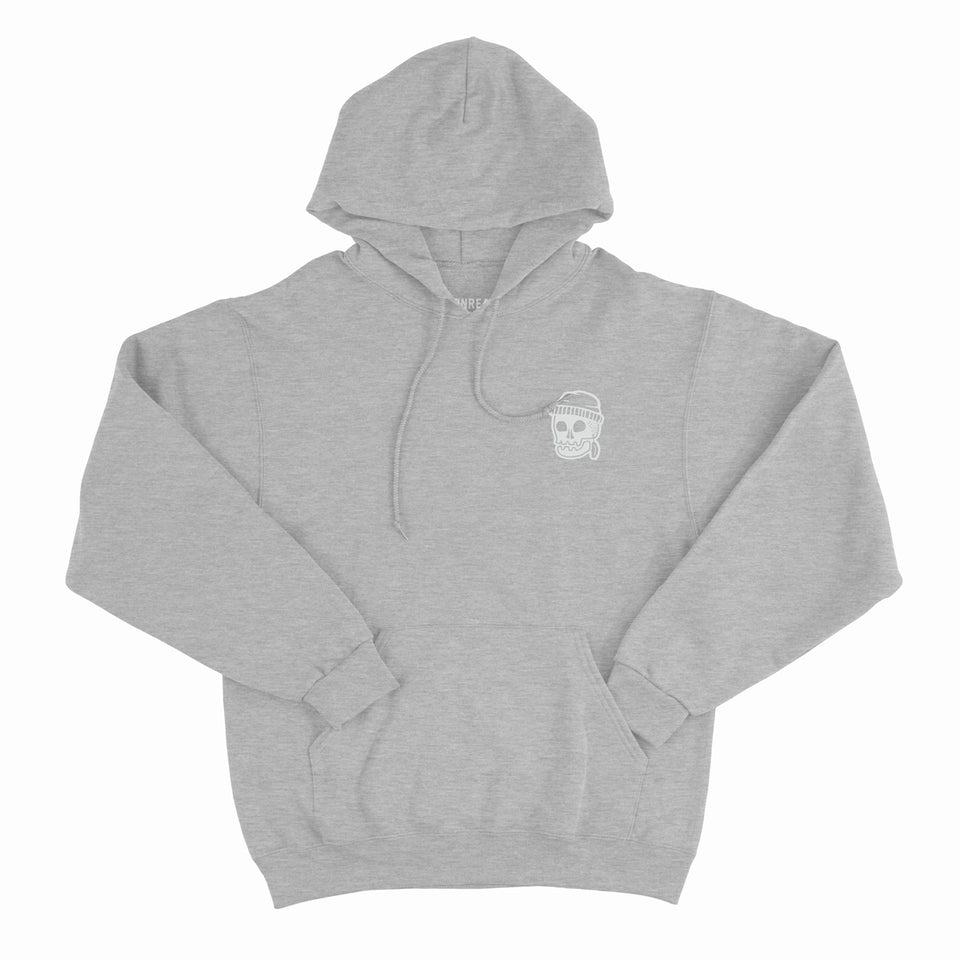 SonReal - Go Camping - Athletic Gray Pullover Hoodie