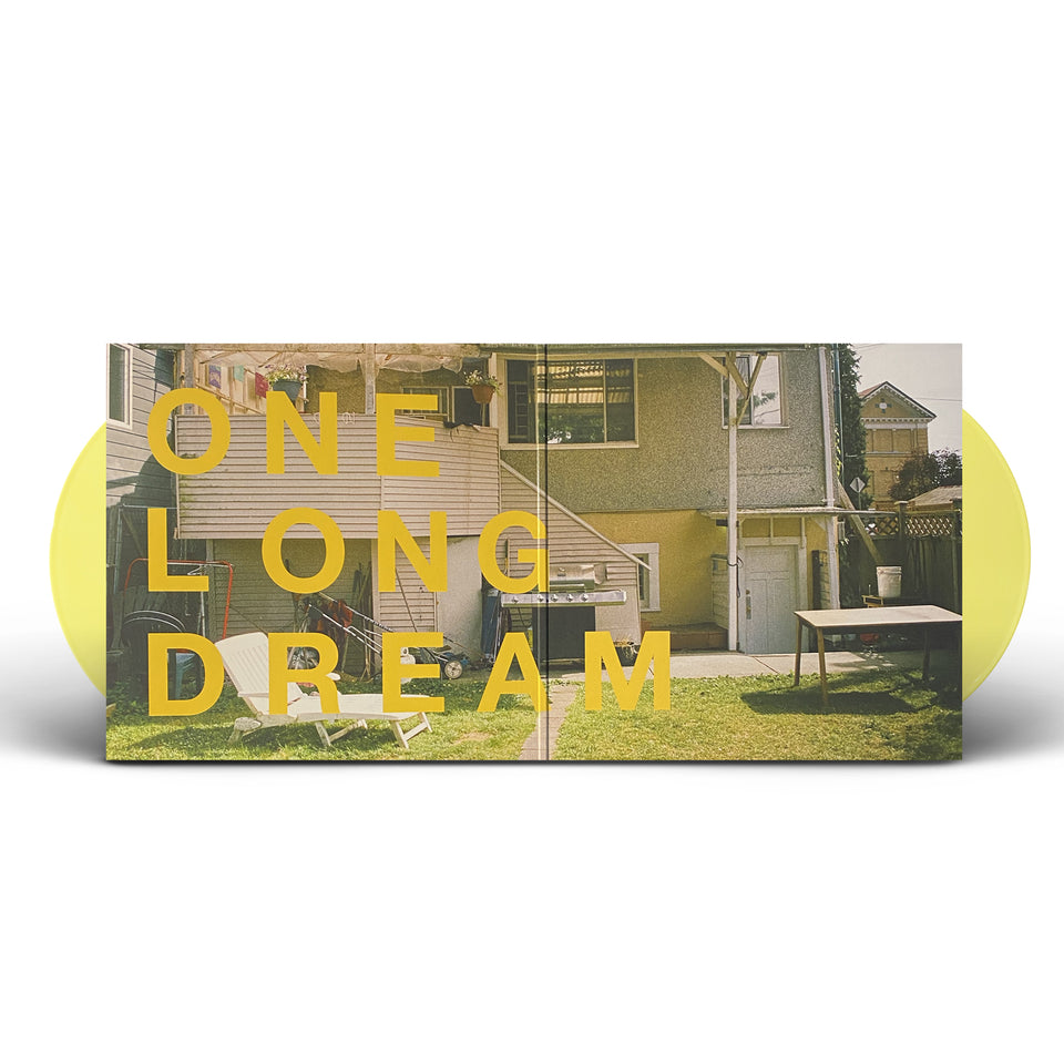 SonReal - One Long Dream - Double LP - Limited Edition Yellow Pressing