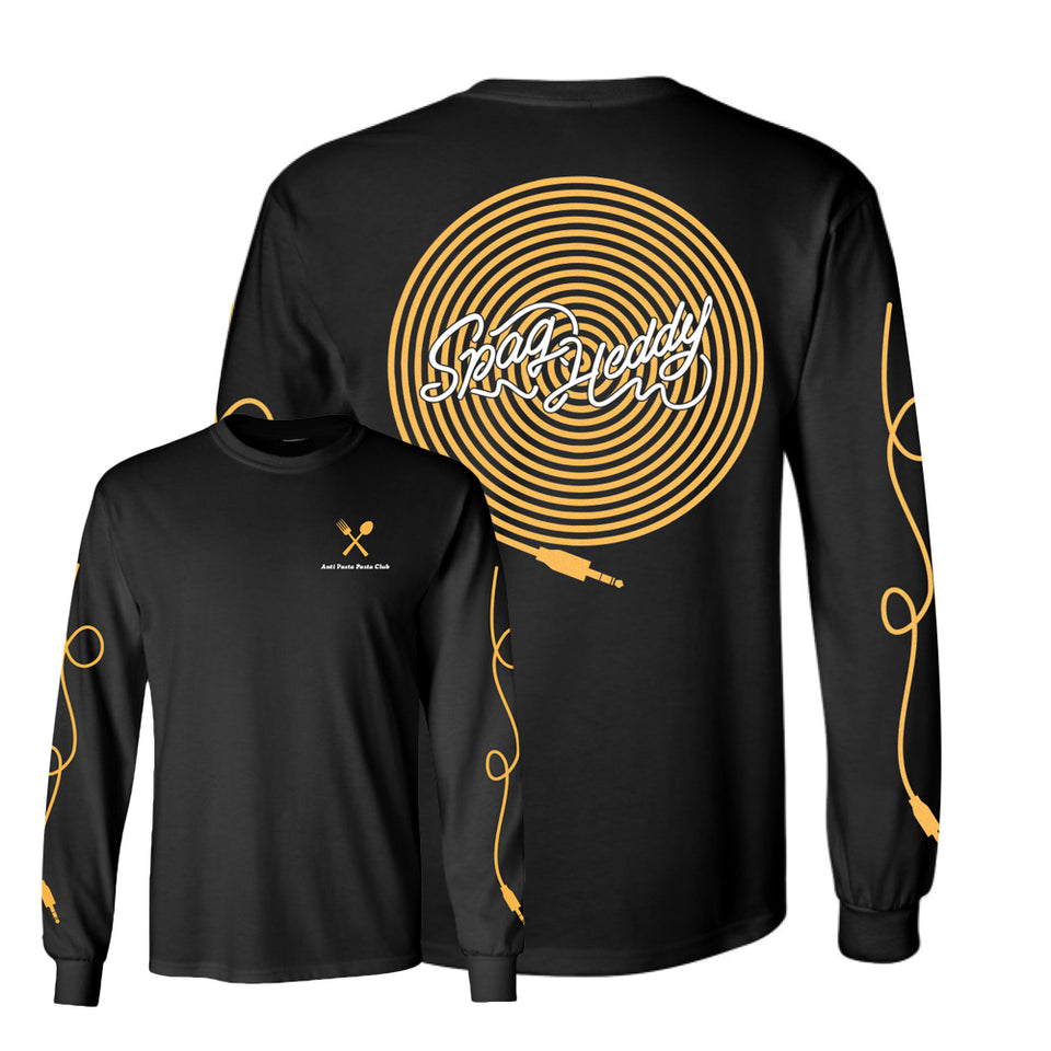 Spag Heddy - Daily Carbs - Black Long Sleeve