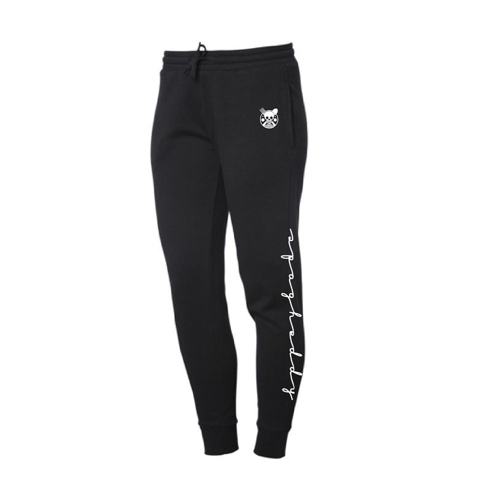 Spag Heddy - Noodle Leg - Fitted Ladies Joggers
