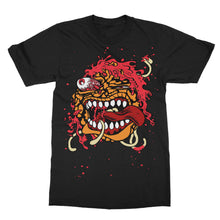 Spag Heddy - Monster Meatball - Black Tee