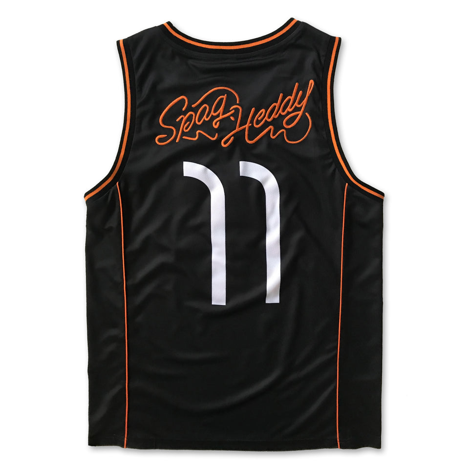 Spag Heddy - Sauce Squad - Custom Basketball Jersey