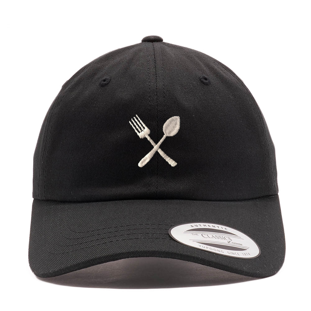 Spag Heddy - No Knife - Black Dad Hat