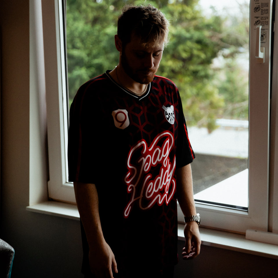 Spag Heddy - Custom Soccer / Football Jersey