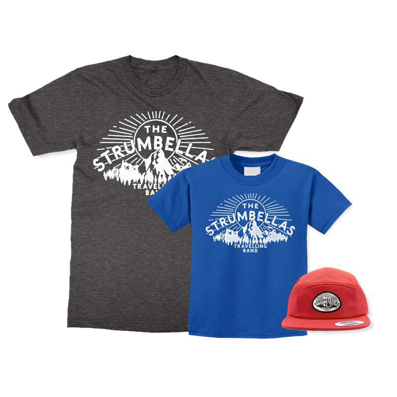 The Strumbellas - Family Pack Bundle