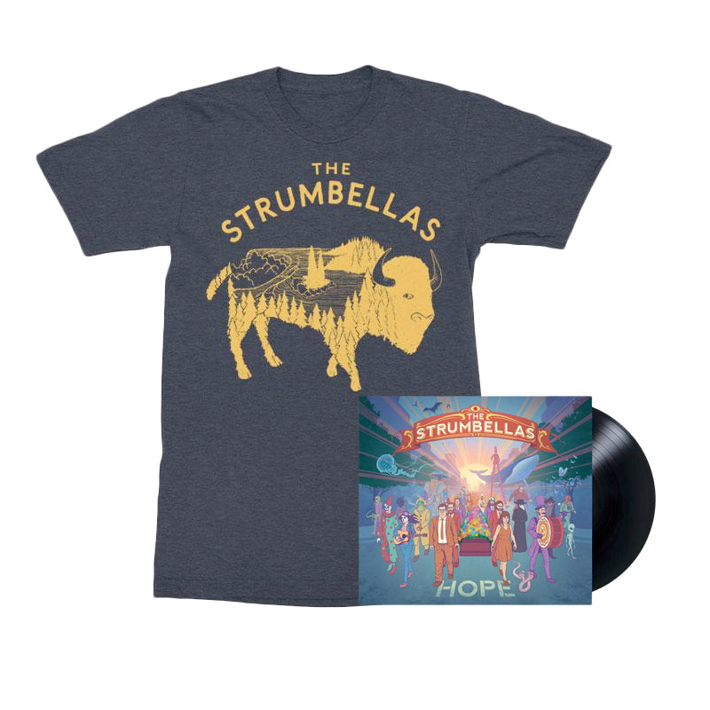 The Strumbellas - Where The Music Roams Bundle
