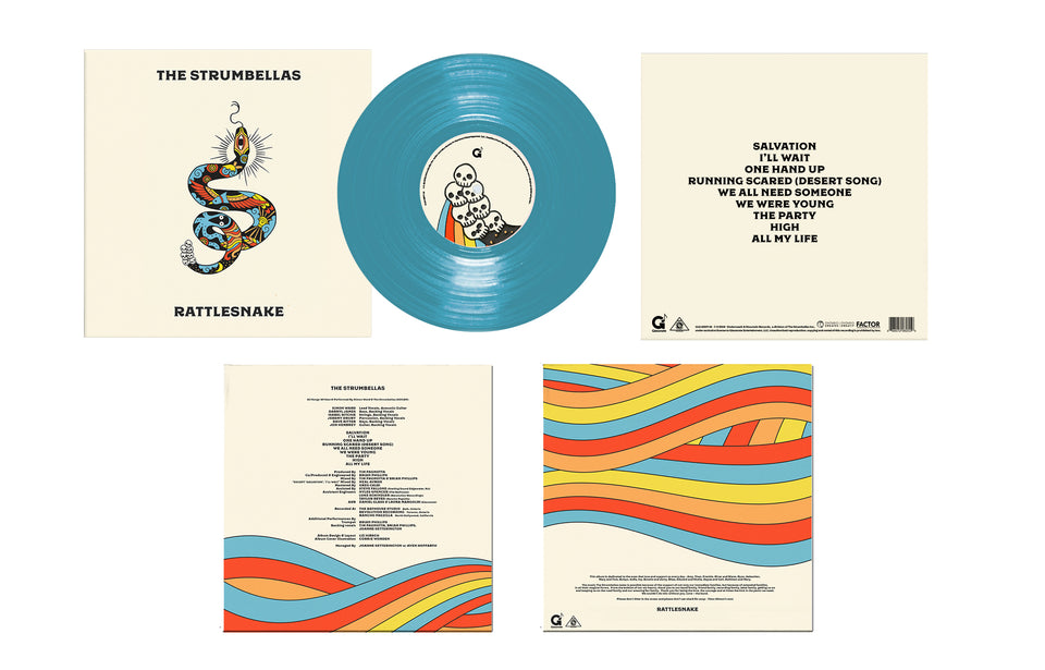 The Strumbellas - Rattlesnake - Vinyl Bundle