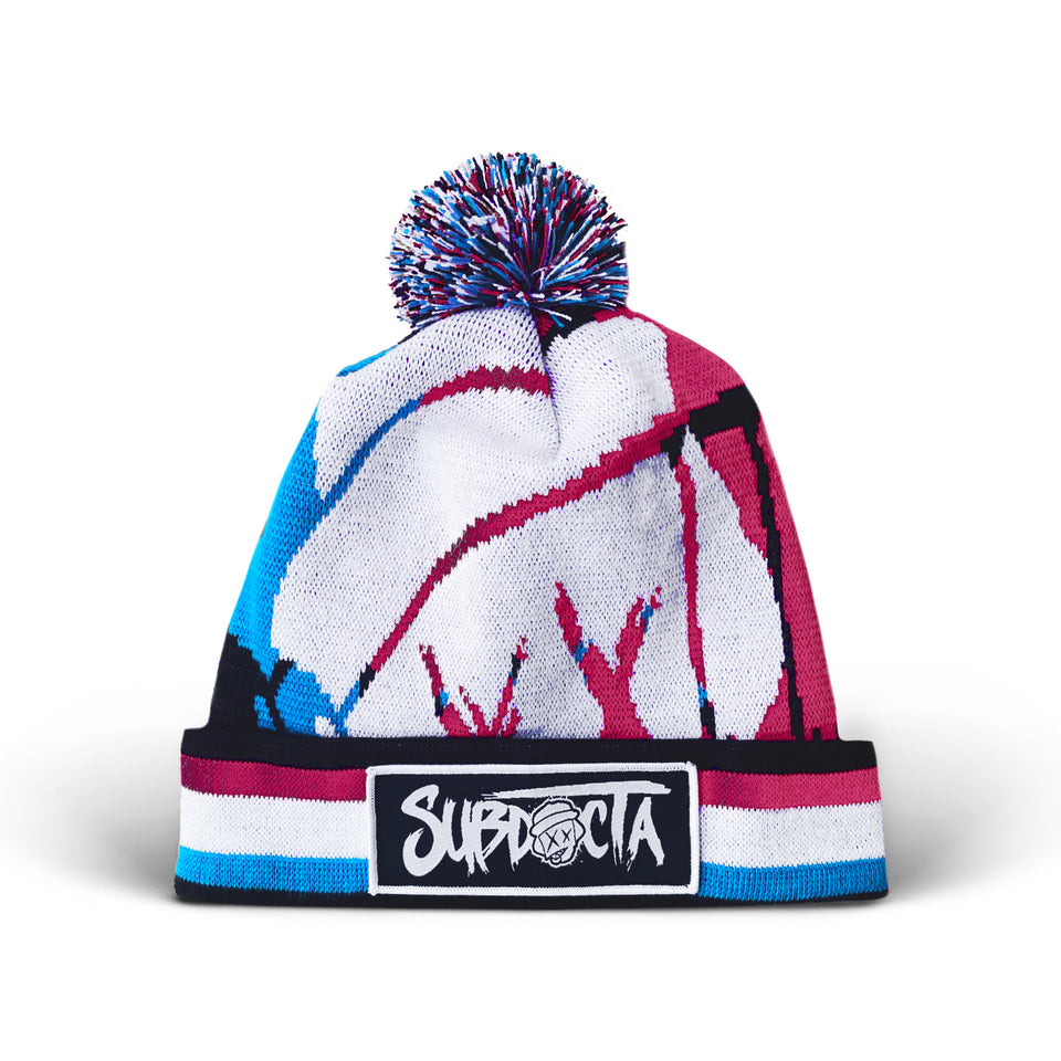 SubDocta - Head Game - Custom Knit Beanie