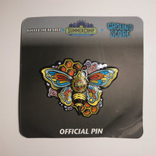 Summer Camp Music Festival - 2019 Premium Moth Pin