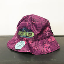 Summer Camp Music Festival - Reversible Bucket Hat
