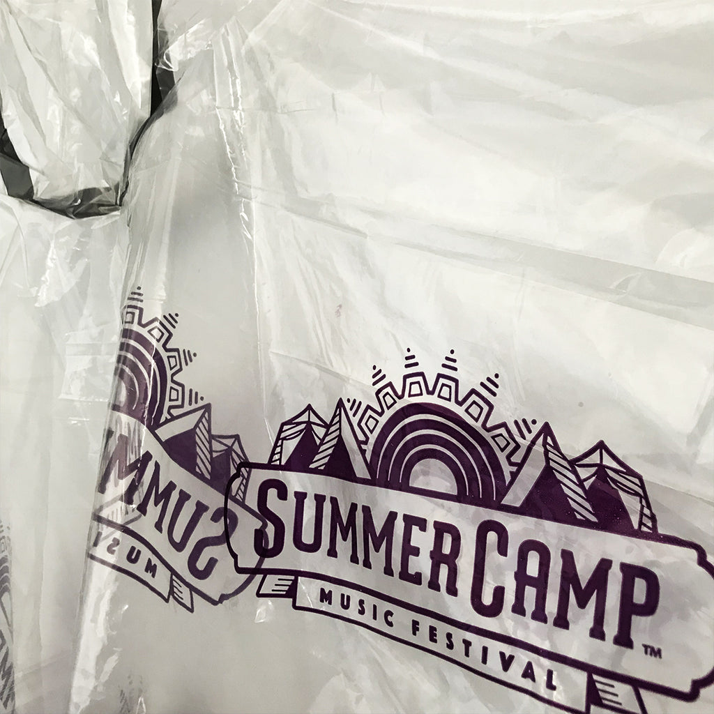 Summer Camp Music Festival - Rain Poncho