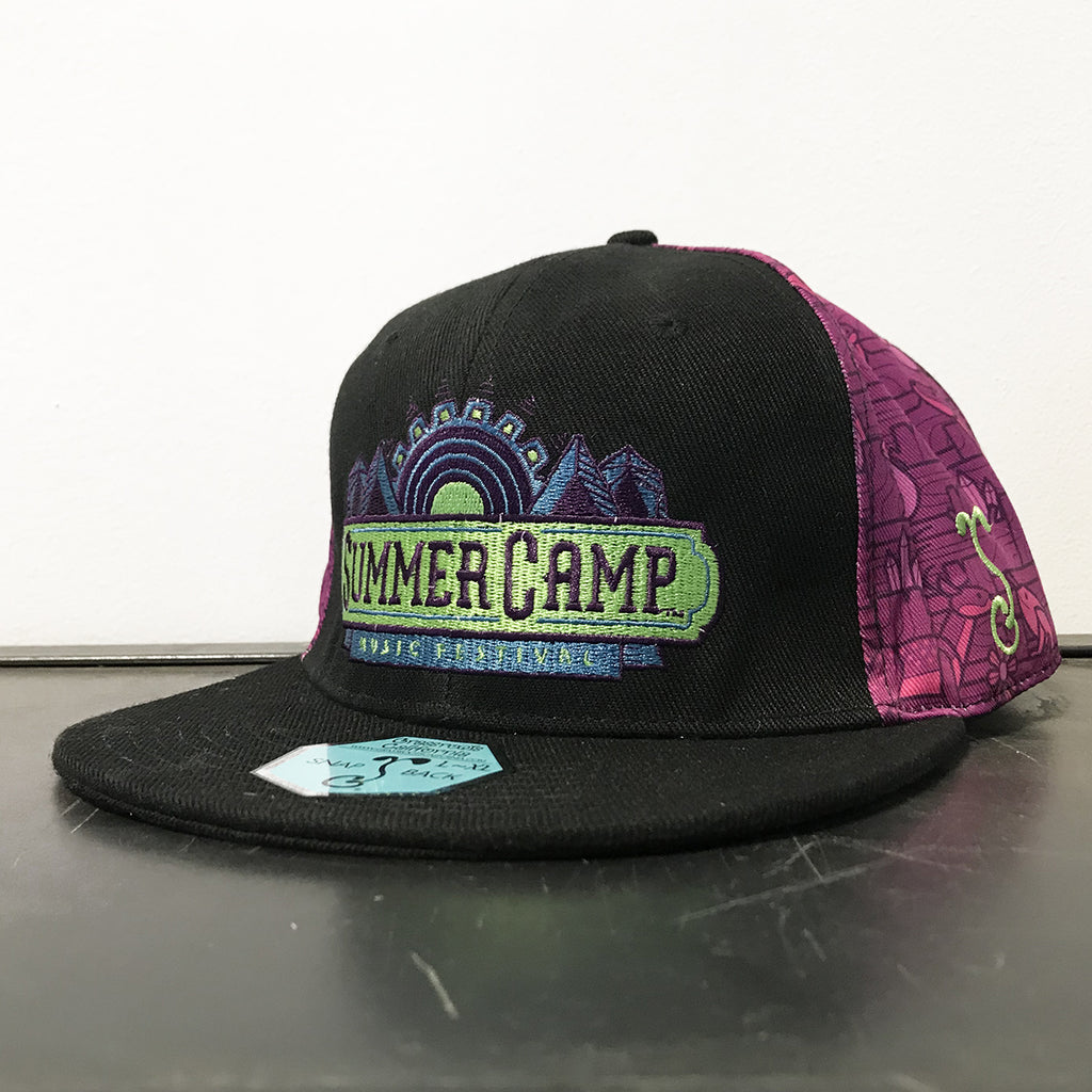 Summer Camp Music Festival - Snapback Hat