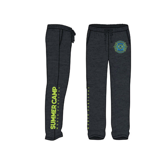 Summer Camp Music Festival - Lantern - Charcoal Sweatpants