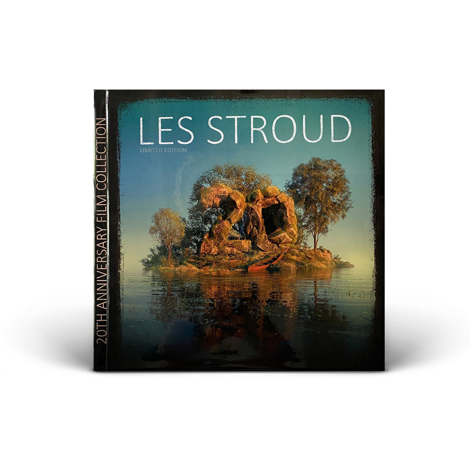 PRE ORDER - Survivorman - Les Stroud Films - 20th Anniversary Film Collection