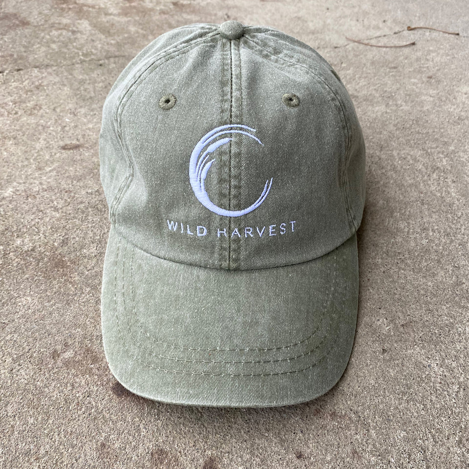 Les Stroud's Wild Harvest - Dad Hat