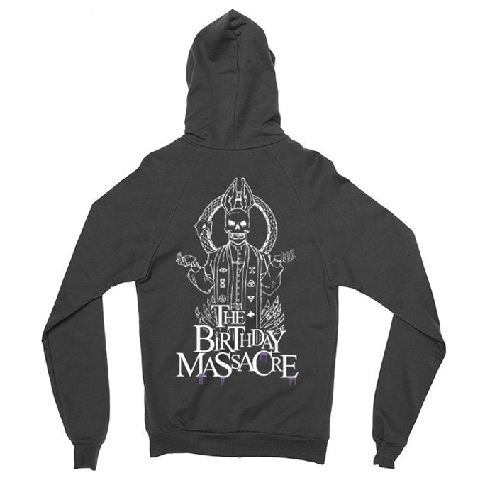 THE BIRTHDAY MASSACRE -Priest- Unisex Black Hoodie