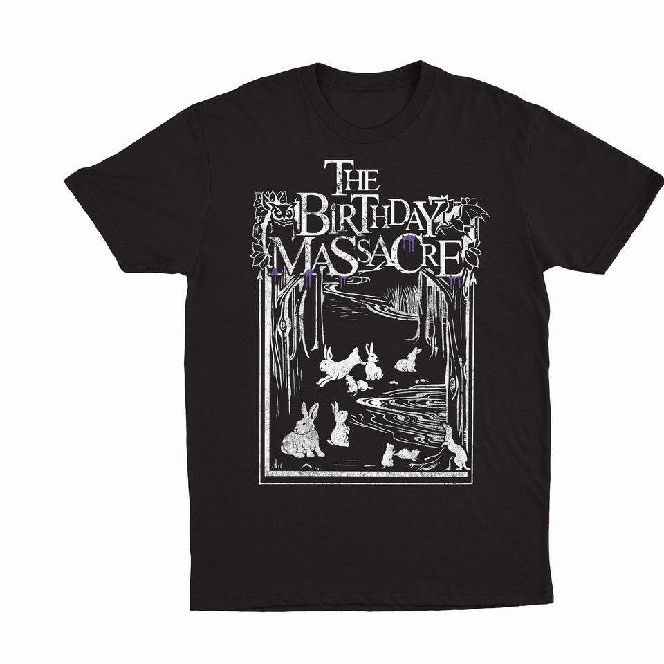 THE BIRTHDAY MASSACRE - Creatures Of The Night - T-Shirt