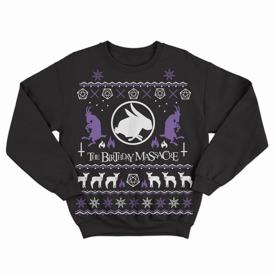 THE BIRTHDAY MASSACRE - 2020 Holiday Sweater
