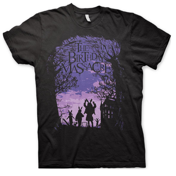 THE BIRTHDAY MASSACRE -Walking With Strangers- Black Tee