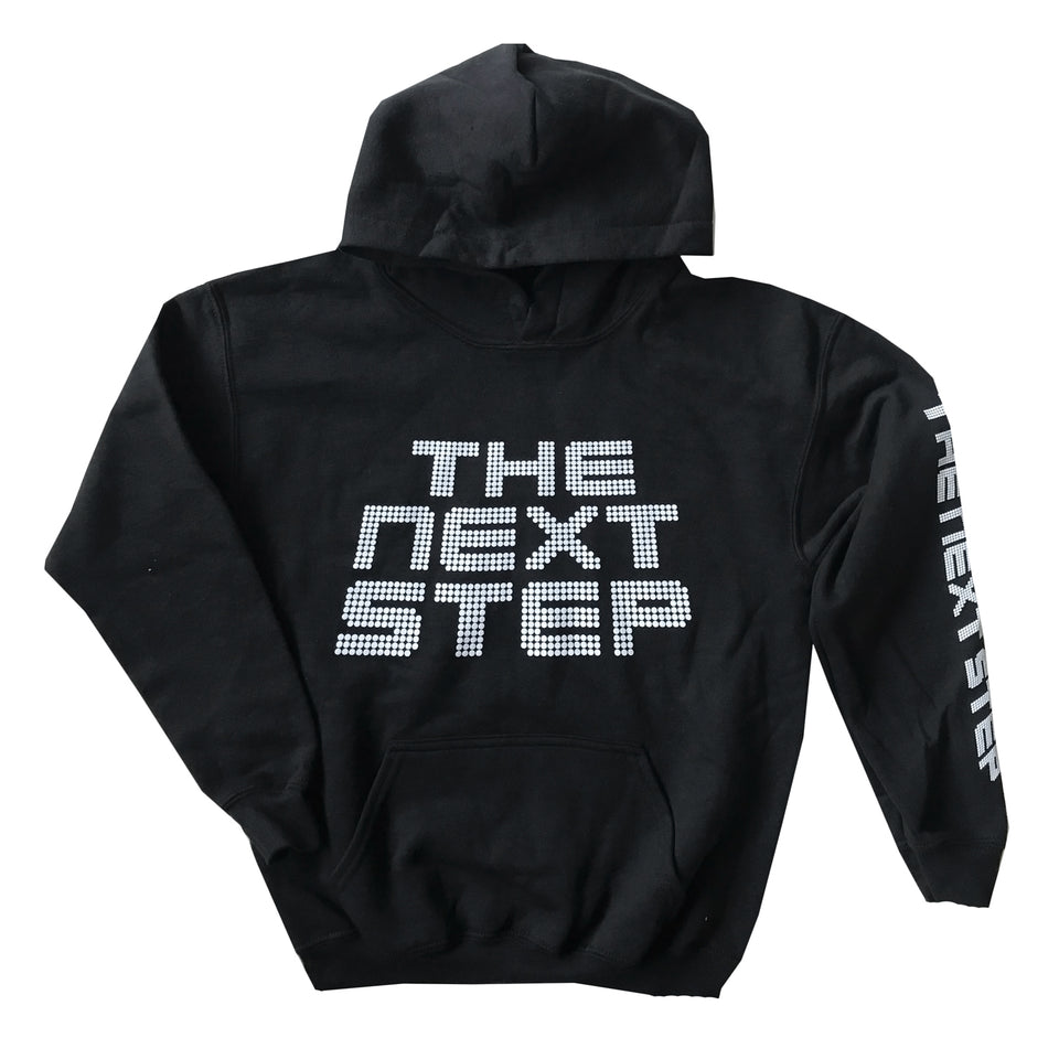 The Next Step - 2019 World Tour - Black Youth Pullover Hoodie