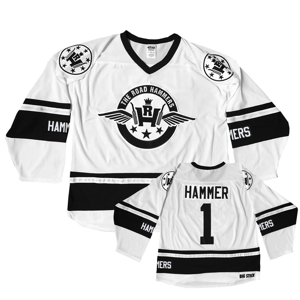 THE ROAD HAMMERS - Hammer - Official Hockey Jersey