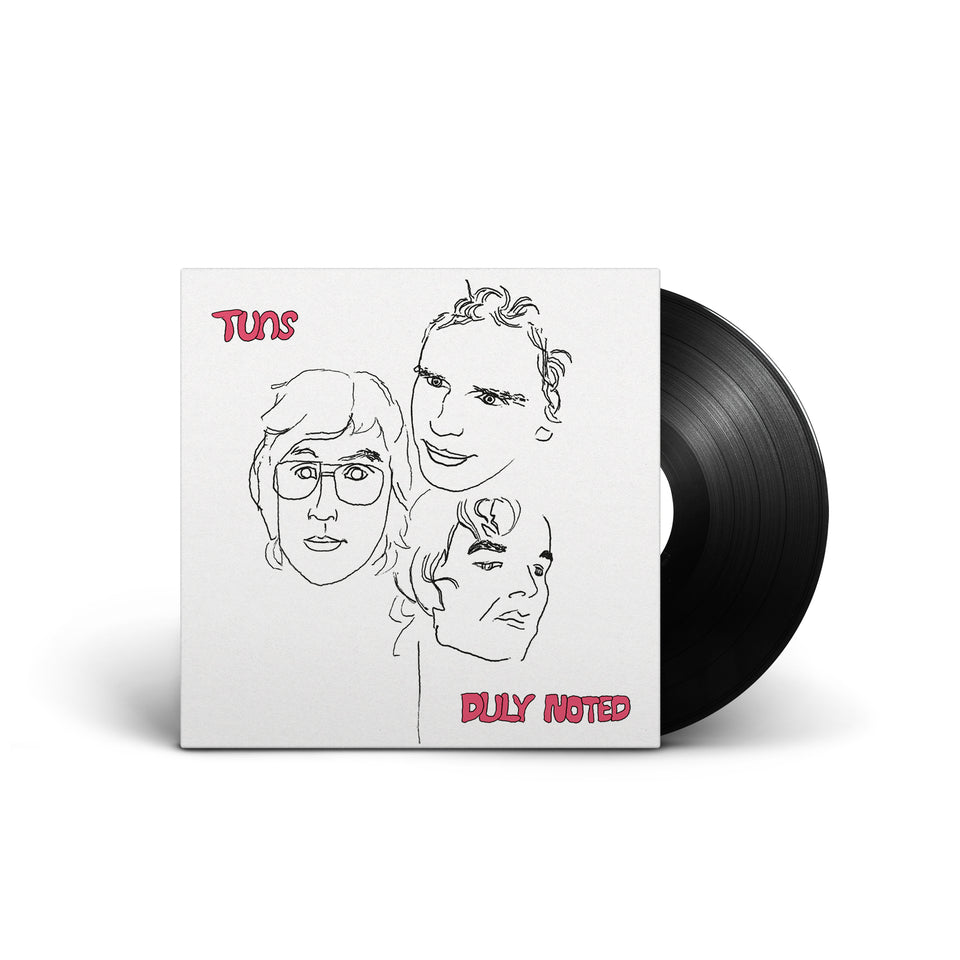 TUNS - Duly Noted LP
