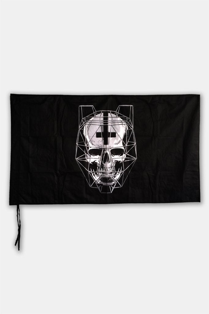 BTSM - Welcome To Our Church - Logo Flag