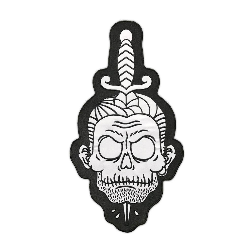Zomboy - Dead Collection - Oversized Dagger Patch